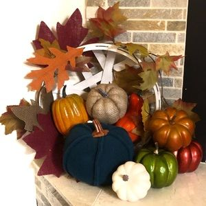 Other - Fall Farmhouse Decor 14 Piece Bundle